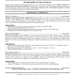Retail Management Resume Examples Retail Resume Objective Samples