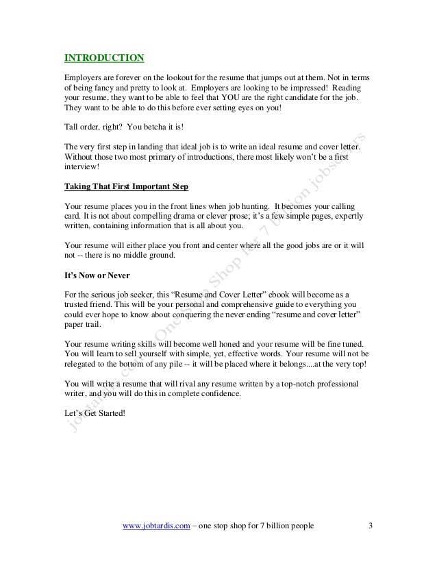 Expression Of Interest Cover Letter Sample Cover Letter