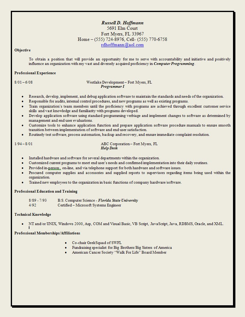 social work resume objective statements or human services objective for resume - Social Work Resumes And Cover Letters