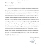 Best Resignation Letter official letter of Resignation sample