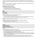 Catchy Resume Objectives good resume objective lines really good resume objectives