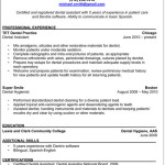 Dental Assistant Duties for Resume dental assistant resume duties dental assistant job description for resume