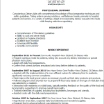 Dietary Aide Job Description dietary aide