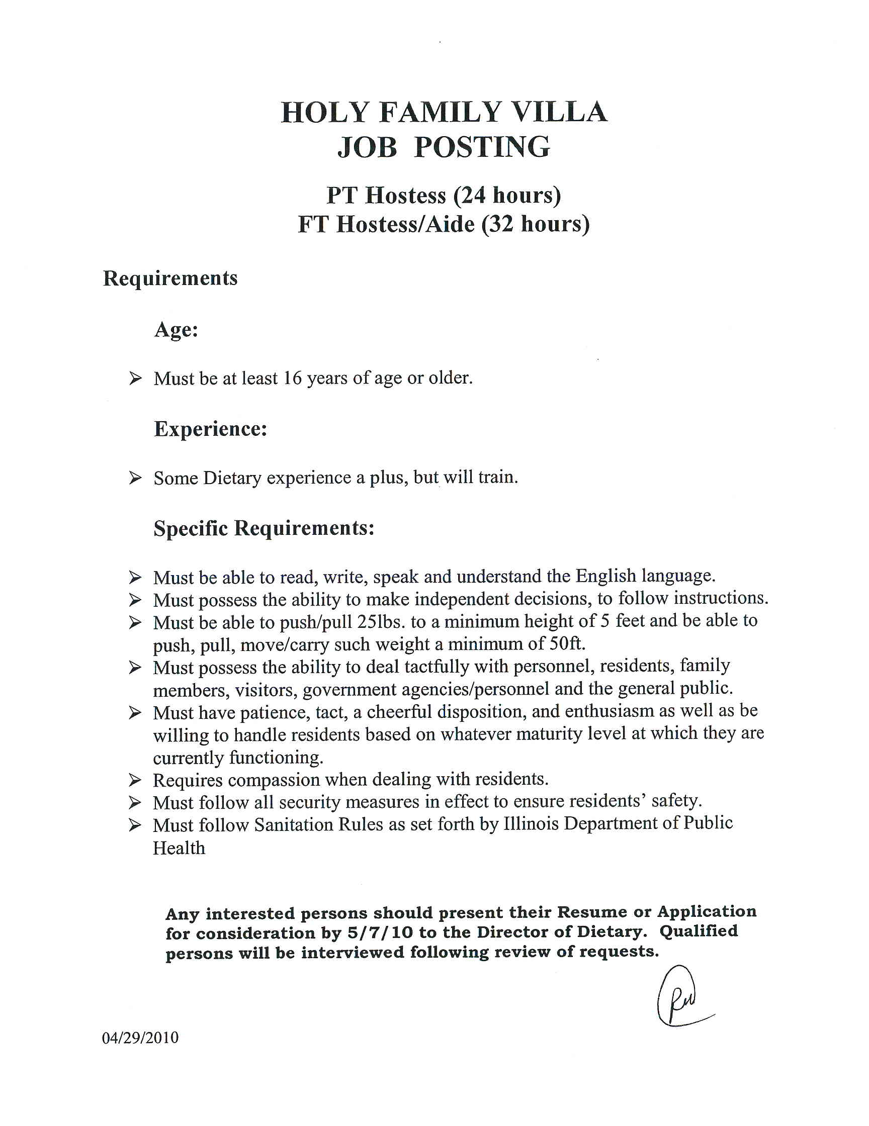 home attendant sample resume front desk night auditor