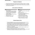 The Photo Good Objective On A Resume Images Best Resume Objectives Examples