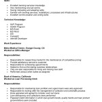 Loan Processor Job Description Resume Sample