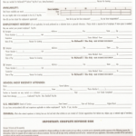 McDonalds Job Application McDonald's PDF Application Form