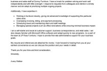 store administrative assistant cover letter sample clstore