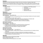 administrative assistant administration office support resume example traditional