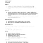 dental assistant resume template sample dental assistant resume