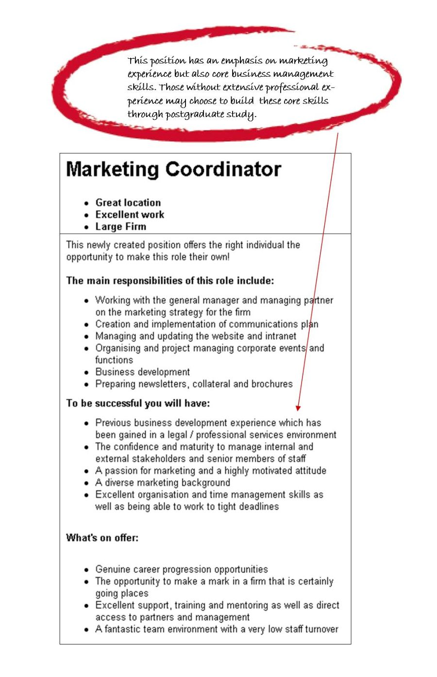 good resume objectives examples Job Resume Objective Examples