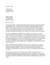letter of interest template Letter of Interest for Promotion to Manager