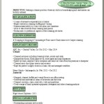 office cleaning jobs description example of resume for cleaning job resume for cleaning