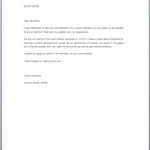 Blank Cover Letter Examples Free Sample Cover Letter