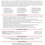 Customer service resume templates skills customer services cv summary of qualifications