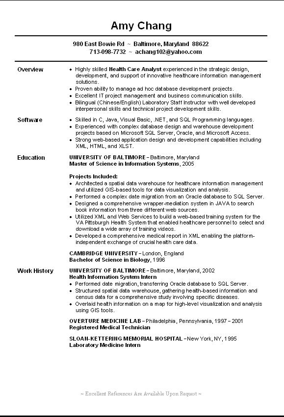 Entry Level Accounting Resume Summary