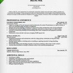 Laborer Resume Professional construction worker resume