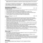 Resume Layout Examples sample resume layout professional experience