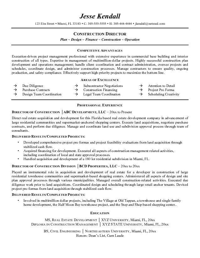 12 Construction Worker Resume Sample - Samplebusinessresume.Com