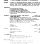 Worker Job Description Monster Resume Sample Supervisor Warehouse objective