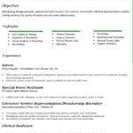 medical latest resume format 2016 objective highlights experience