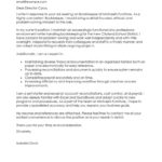 Bookkeeper Cover Letter Sample accounting finance