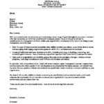 Great Cover Letters For Resumes template cover letters that get the job