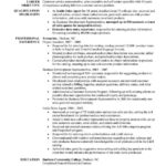 Insurance Claims Representative Resume Sample career objective