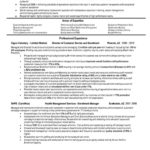 Insurance Claims Representative Resume Sample professional experience francisco