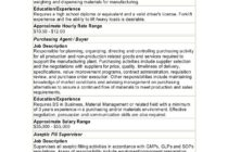 biotech job descriptions salary ranges material handler job ...