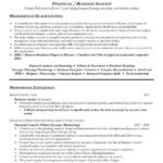 Best Financial Analyst Resume Templates & Samples on Pinterest highlights of qualifications