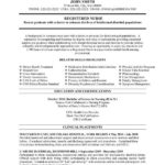 Registered Nurse Resume Template related skills highlights
