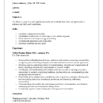 Sample Salesperson Resume sales resume skills Associate