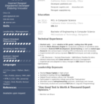 Web Developer Resume Samples inspired designer empowered developer enduring innovator