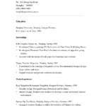 Commercial Painter Resume sample cronological