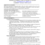 House Painter Job Description objective statement summary of qualifications
