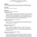 Insurance Defense Resume Attorney Sles Jobhero summary specialities