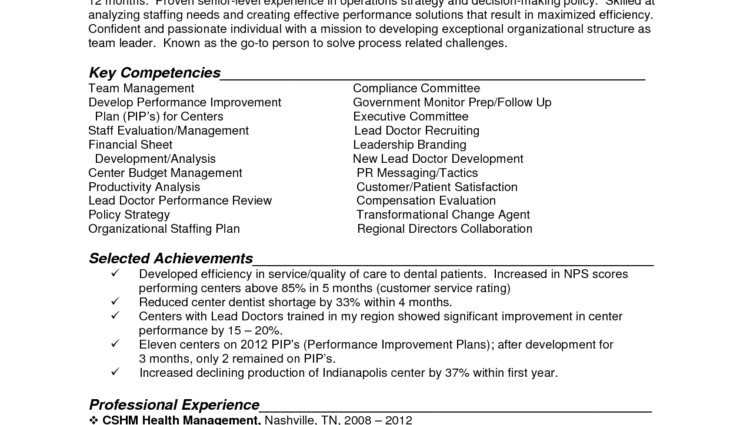 optometric-technician-resume-sample-performance-profile ...