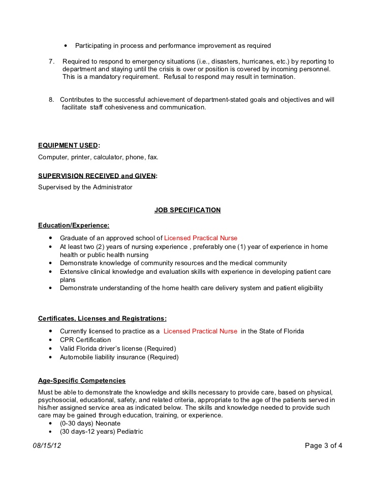 patient care coordinator resume comfort care home health - Home Health Care Resume