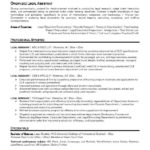 resume template legal secretary executive secretary sample resume template legal assistant resume free sample
