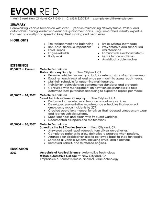 optometric sample technician resume pharmacy - It Technician Resume