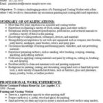 painter resumes sample resume professional work experience