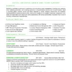 patient-care-coordinator-resume-summary-critical-skills-set
