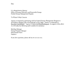 Example Letter of Interest for Job Position