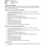 Financial Aid Advisor Job Description occupationl summary