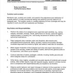 Sample Correctional Officer Job Description - 7+ Examples In Pdf throughout Sample Correctional Officer Report Writing