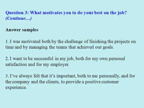 Staff nurse interview questions and answers sample