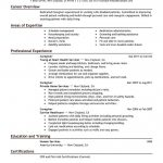 Unforgettable Caregiver Resume Examples To Stand Out