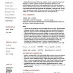 correctional officer resume maxine curry