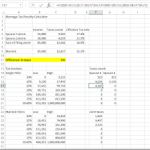 2016 tax spreadsheet download